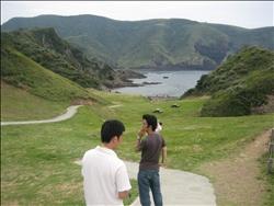 【海士町】国賀海岸2