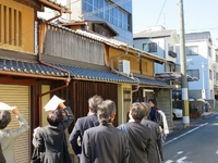 日本交通学会エクスカーション 2014/12/13 22:22:12