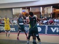3×3バスケットボール
