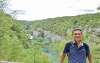 プリトヴィッツェ国立公園の景観
