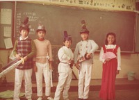 小学生当時の学芸会