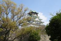 大阪城の北外堀