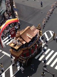 祇園祭(後祭)