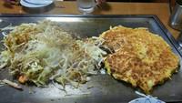 壬生川五条のお好み焼き屋さんのふくいに行って来ました。