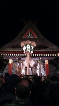 吉田神社の節分祭り