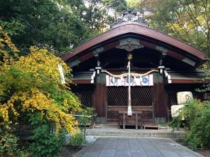 梨木神社 201511 曇り