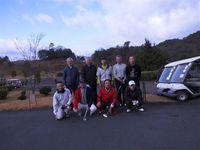 第5回京都市OB会長杯ゴルフコンペ