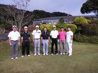 第6回京都市OB会長杯ゴルフコンペ
