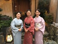 天ぷら 八坂 圓堂(えんどう) ホールスタッフ