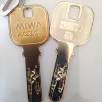 京都駅で合鍵つくるならアバンティのクツショウテンへ!!  ~MIWAKABA ディンプルキー~