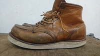 RED WING  レッドウィング #4014白。