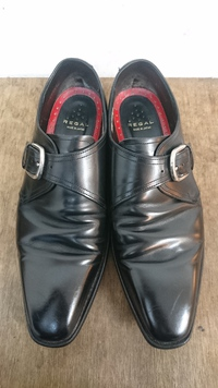 紳士靴 REGALの修理。