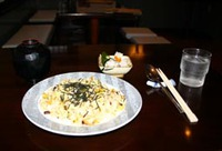 五百磐(いにわ:漬物創作料理)