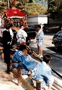 大豊神社2010年氏神祭・剣鉾ニュース