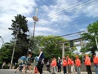 2011年4・5月の剣鉾カレンダー