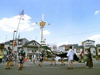 京都の剣鉾まつり 実演と解説~剣鉾の差し方の違いを実演解説~