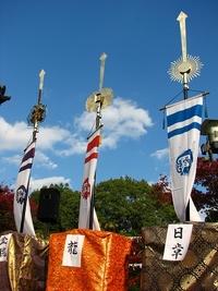 剣鉾祭による賑わい事業 11月23日