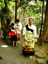 八瀬天満宮社・八瀬祭2009