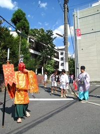 三嶋神社・神幸祭2010