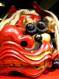 天道神社・秋季例大祭 宵宮11月2日