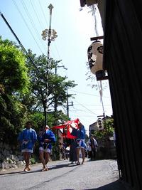 八大神社・氏子祭2012
