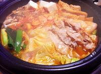 簡単キムチ鍋★☆
