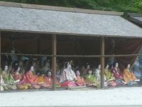 葵祭りの神事