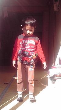 ヒーロー 2011/02/09 12:42:59