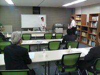 京産大大学院との初コラボ!開催しました!