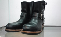 【RED WING】 ショートエンジニア リフト交換