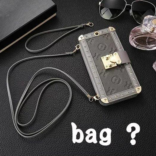 iPhone7plus LV本革スマホケース