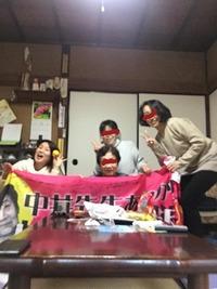 大阪マラソンの恩返しランの 恩師への報告編♪