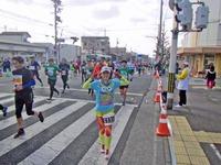 ドラマチックな「京都マラソン駅伝リレー♪」 2