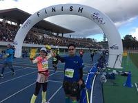 奈良マラソンGet! 奈良の山の女王になれる☆彡