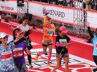 女性の祭典「名古屋ウィメンズマラソン♪」エントリーできました(⋈◍>◡<◍)。✧♡