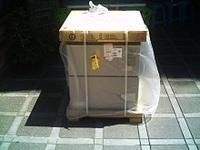 沖縄料理店様への食洗器