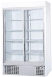 名古屋の居酒屋様への冷蔵ショーケース