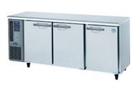 北海道への3ドア台下冷凍庫