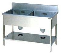 大阪への厨房用ステンレス機器