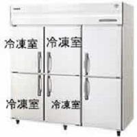 北海道への6ドア冷凍冷蔵庫