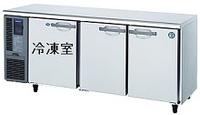 大阪への3ドア台下冷凍冷蔵庫