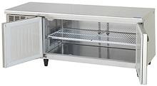 便利な低台下冷蔵庫