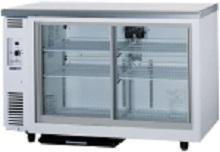 仙台への小型冷蔵ショーケース