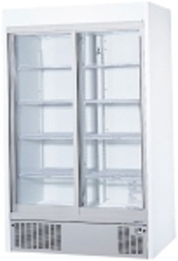滋賀県の酒屋様への冷蔵ショーケース