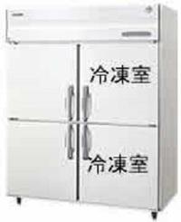 焼肉屋様への4ドア冷凍冷蔵庫