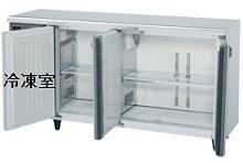 京都の喫茶店様への台下冷凍冷蔵庫