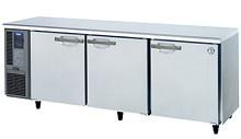 おでん屋様への大型台下冷蔵庫