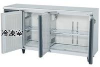 Cafe様への3ドア台下冷凍冷蔵庫