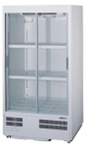 福岡への冷蔵ショーケース