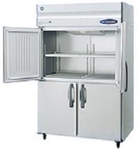 焼肉屋様への4ドア冷凍庫